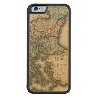 Turkey in Europe 5 Carved Maple iPhone 6 Bumper Case