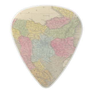 Turkey in Europe 8 Acetal Guitar Pick