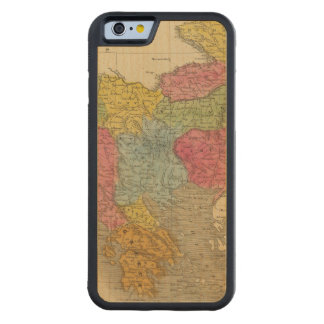 Turkey in Europe 8 Carved Maple iPhone 6 Bumper Case