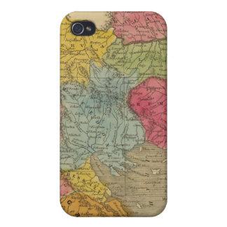 Turkey in Europe 8 iPhone 4/4S Case