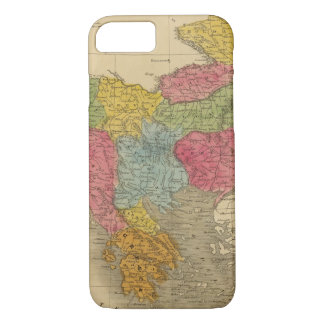 Turkey in Europe 8 iPhone 8/7 Case