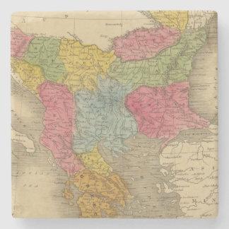 Turkey in Europe 8 Stone Coaster