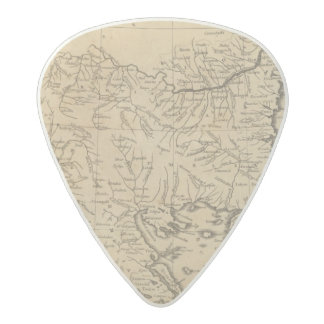 Turkey in Europe 9 Acetal Guitar Pick