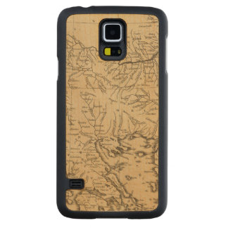 Turkey in Europe 9 Carved Maple Galaxy S5 Case
