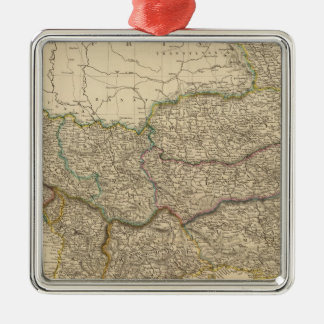 Turkey in Europe 9 Christmas Ornament