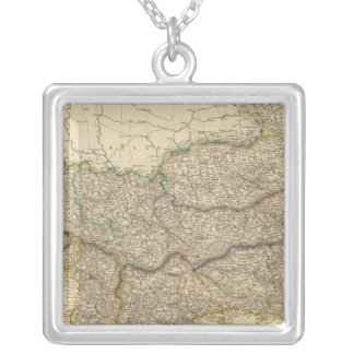 Turkey in Europe 9 Silver Plated Necklace