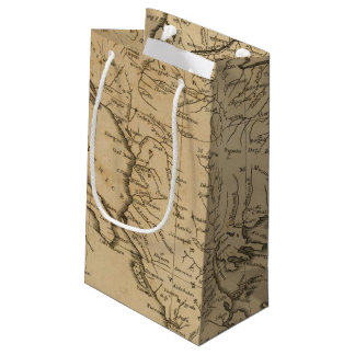 Turkey in Europe 9 Small Gift Bag