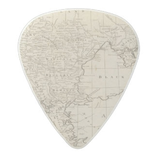 Turkey, in Europe and Hungary Acetal Guitar Pick
