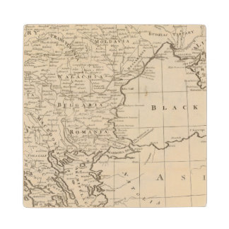Turkey, in Europe and Hungary Wood Coaster