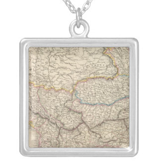 Turkey in Europe, Greece Silver Plated Necklace