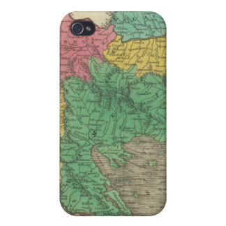 Turkey in Europe iPhone 4 Cover