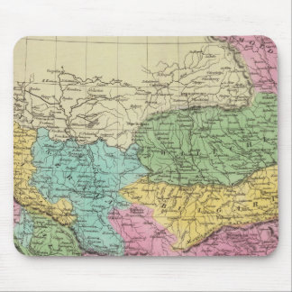 Turkey in Europe Mouse Mat