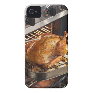 Turkey in oven Case-Mate iPhone 4 case