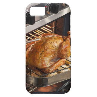 Turkey in oven tough iPhone 5 case