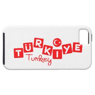 Turkey iPhone 5 customizable Case-Mate