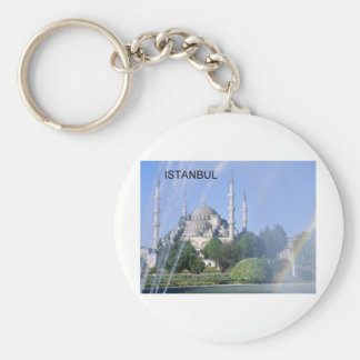 Turkey Istanbul Blue Mosque (St.K) Key Ring
