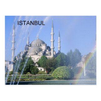 Turkey Istanbul Blue Mosque (St.K) Post Cards