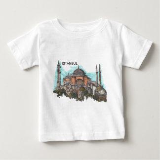 Turkey Istanbul Hagia Sophia (by St.K) Baby T-Shirt