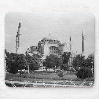 Turkey Istanbul Holy Sophie Basilica 1970 Mouse Pad
