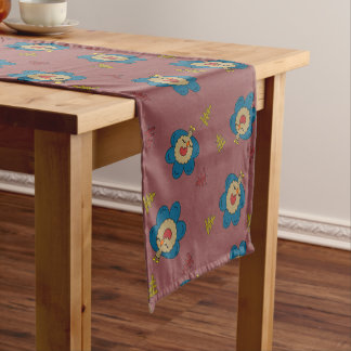 Turkey Kawaii Table Runner