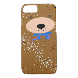 Turkey Leg Bear iPhone 7 Cases