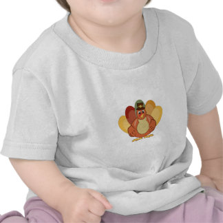 Turkey Man Tee Shirts