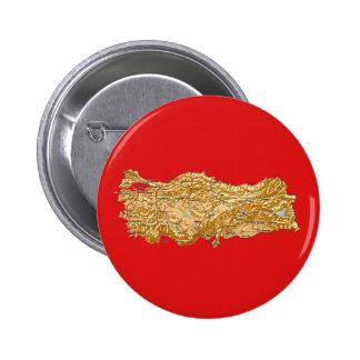 Turkey Map Button