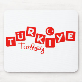 TURKEY mousepad - customize