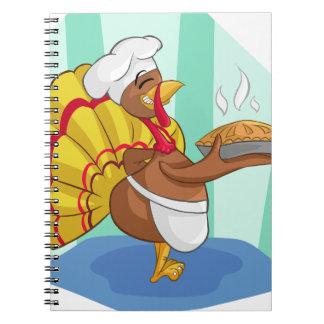 turkey notebook