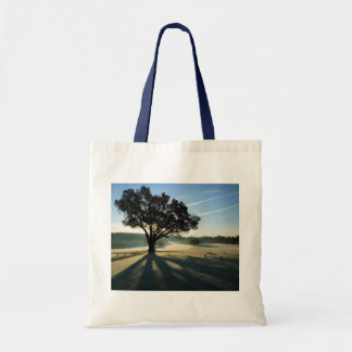 Turkey Oak in Autumn Tote Bag