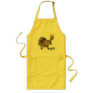 TURKEY ON THE RUN LONG APRON