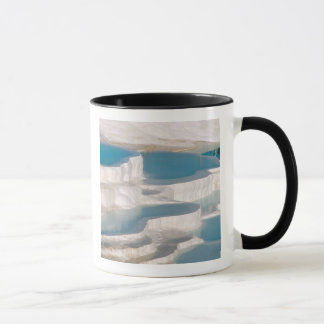 Turkey, Pamukkale Cotton Castle). Mug