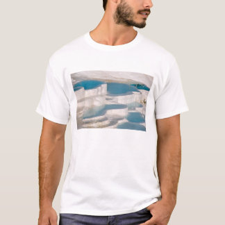 Turkey, Pamukkale Cotton Castle). T-Shirt