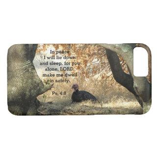 Turkey Paradise Psalm Phone Case
