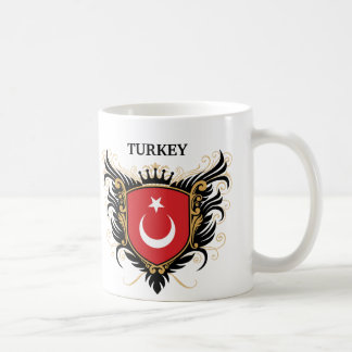 Turkey [personalize] coffee mug