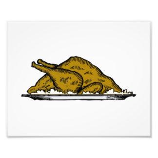 Turkey Platter Photo