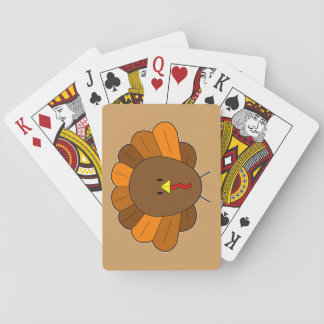 Turkey - playing cards