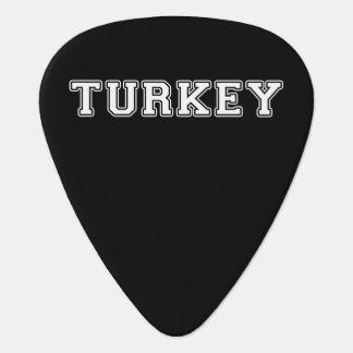Turkey Plectrum