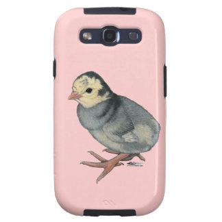 Turkey Poult Blue Slate Samsung Galaxy S3 Covers