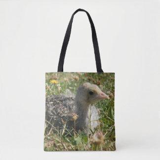 Turkey Poult Tote Bag