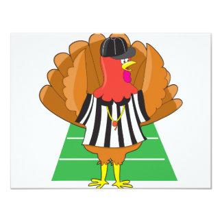 Turkey Referee Card
