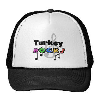 Turkey Rocks Hat