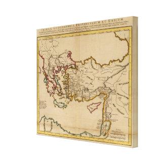 Turkey, Rome, Greece Canvas Print