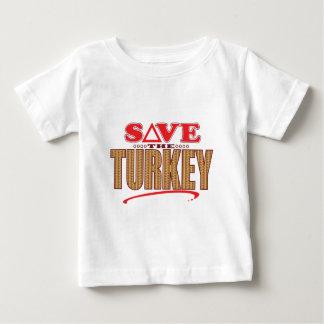 Turkey Save Baby T-Shirt