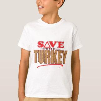 Turkey Save T-Shirt