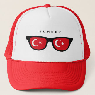 Turkey Shades custom hat