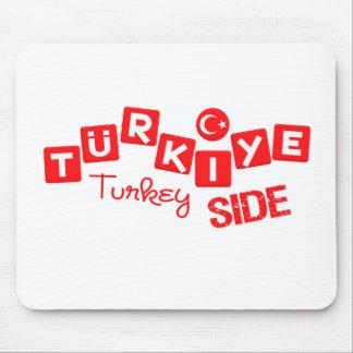 TURKEY SIDE mousepad - customize
