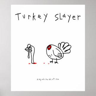 Turkey Slayer Poster