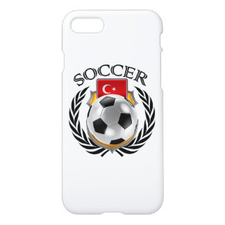 Turkey Soccer 2016 Fan Gear iPhone 7 Case