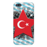 Turkey Star iPhone 5 Cover